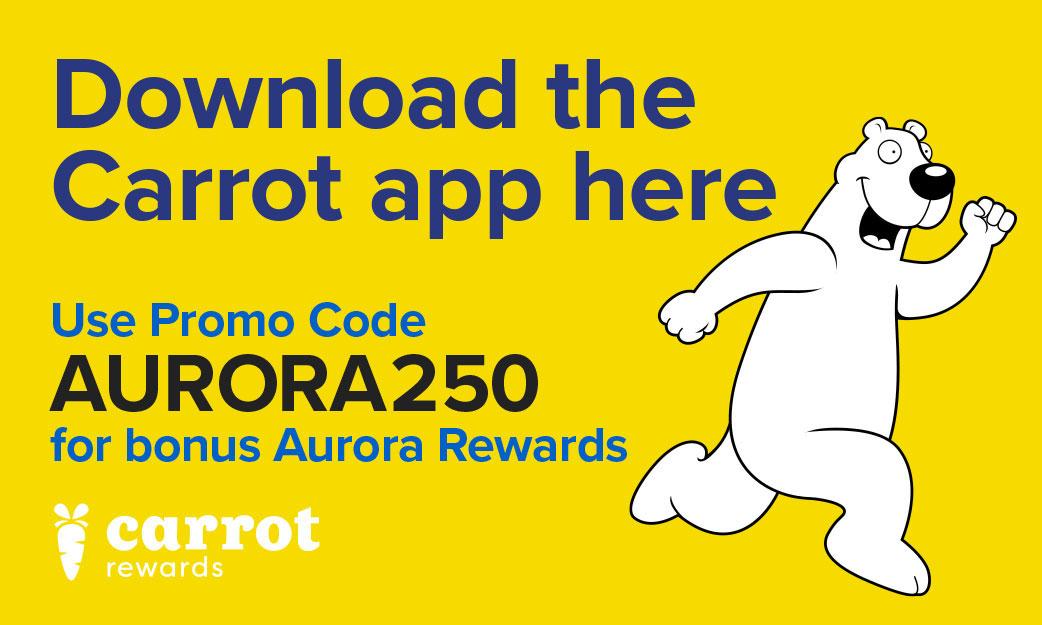 Aurora Rewards: My Offer Details